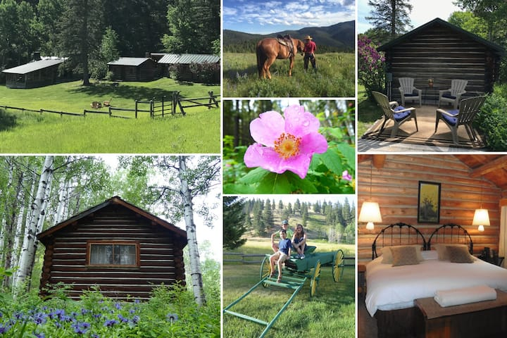 Black Mountain Lodge, Montana at its best!