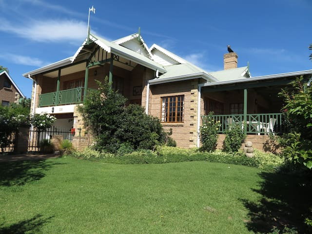 Clarens Mount Rose self-catering house