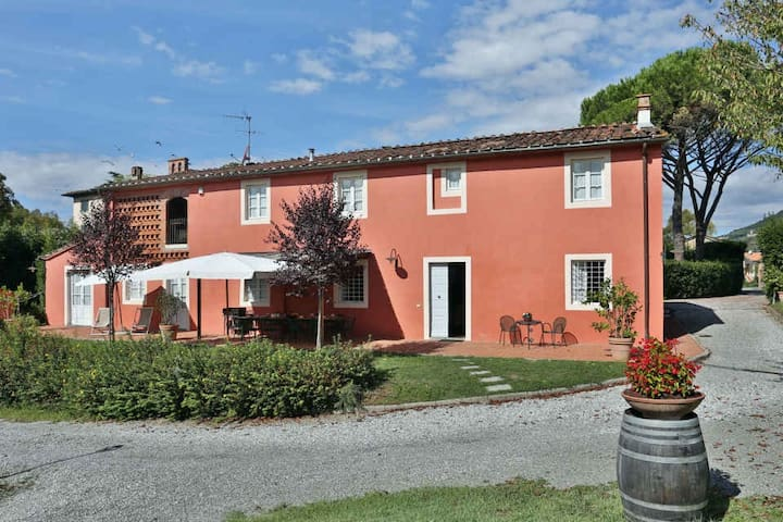 Casa Rosa - Convenient Position close to Lucca - Lucca - House