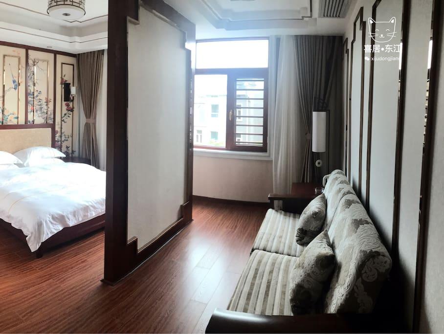 大床房King bed
