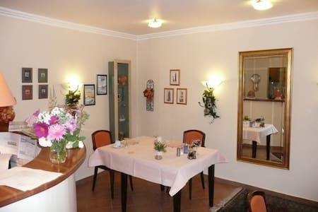 Bed & Breakfast in der Bremer City