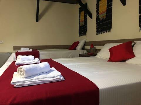 Ski-To-Door Hotel Room With Breakfast