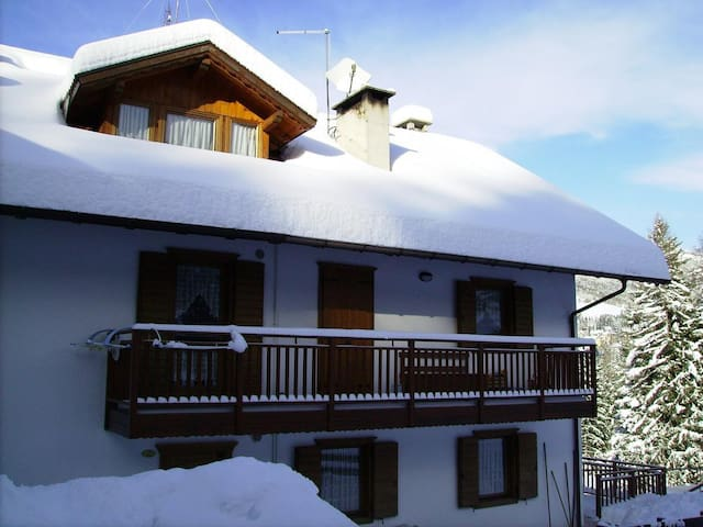 Claudiohaus in Casapergher a Folgaria - Trentino