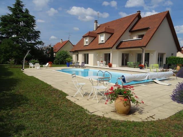 Villa confort ,calme et détente
