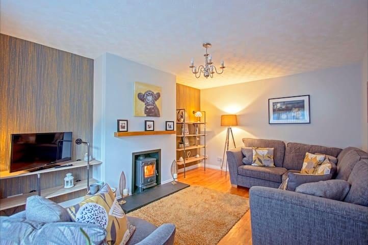 Gracehill refurbished home close to Galgorm Resort