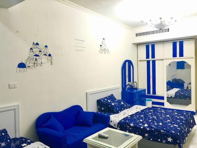 New Taipei Suite #신타이베이 깨끗하고 넓은집#