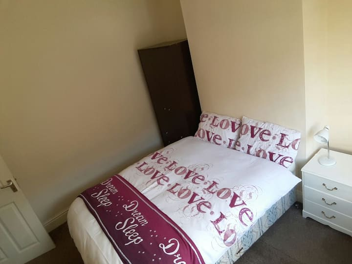 Very nice and comfy double room
