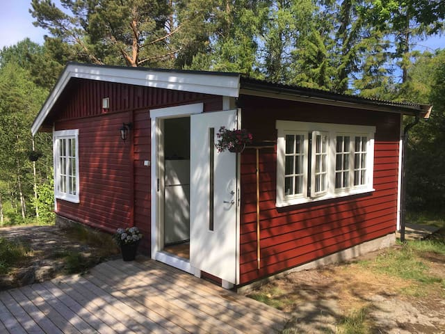Sunny Lodge Solås with annex