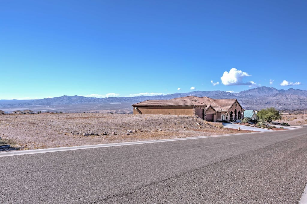 Surrounded by mountain views, this home offers a revitalizing retreat!