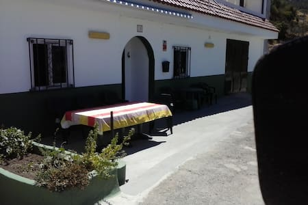 CASA CUEVA EN LA CUMBRE DE LA NATURALEZA  ARTENARA - Artenara - Earth House