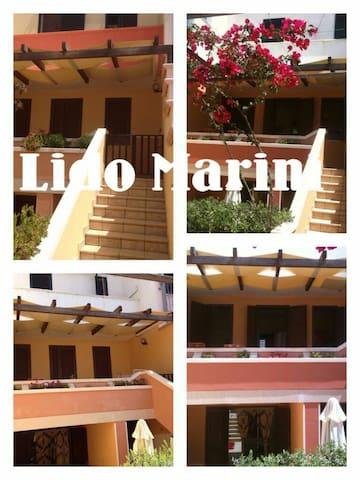 Confortevole bilocale - Lido Marini - Apartament