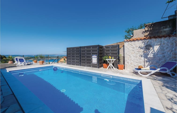 Holiday apartment with 1 bedroom on 50m² in Sibenik
