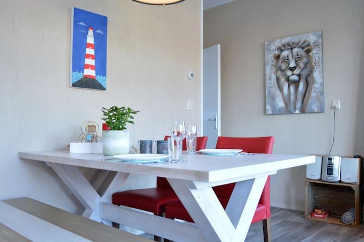 4 pers. Appartement | Centrum | Ouddorp aan Zee