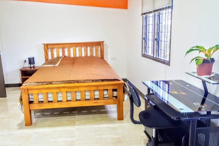 Giadas Haven Bedroom 3 - you rent Master Bedroom