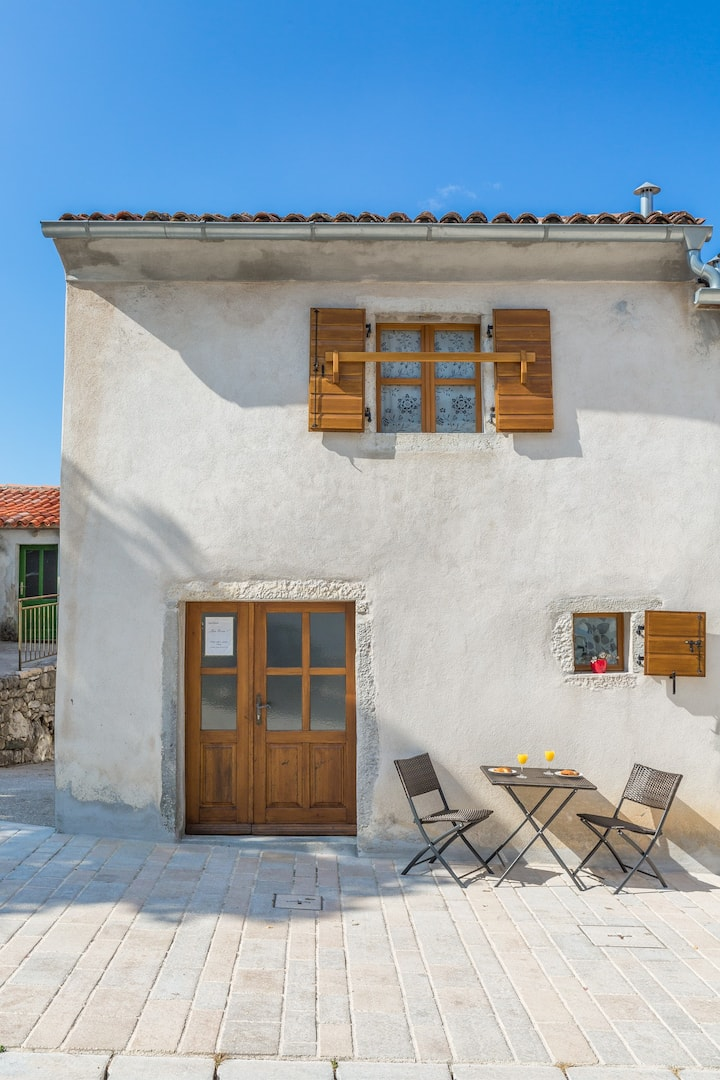 "Charming apartment ""San Rocco 1"" (for 4 persons)"