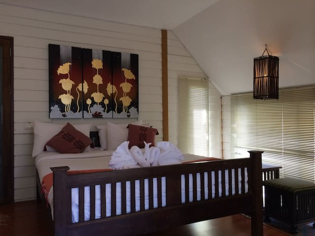 Pai Vintage Garden Resort - Suite