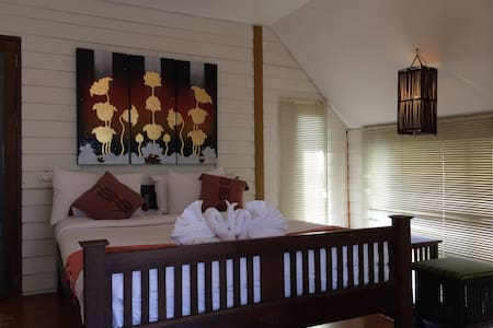 Pai Vintage Garden Resort - Suite - Pai - Bed & Breakfast