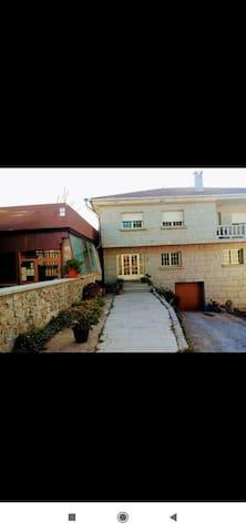 Habitacion doble particular con vistas