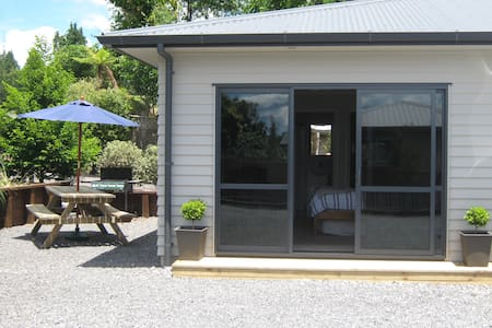 Luxury Studio by the Redwoods - Rotorua - Casa