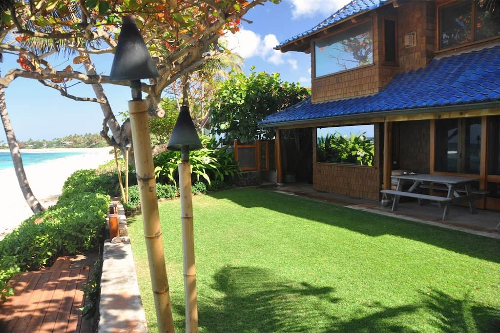 Blue Mahina At Sunset Beach Houses For Rent In Haleiwa