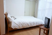Semi double size(122×195cm)bed