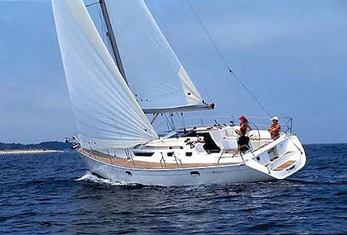 GOLF II - Sun Odyssey 45.2 T