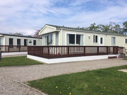 The Roost, Dornoch Firth Caravan Park