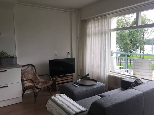 Cosy apartment with beautiful view!