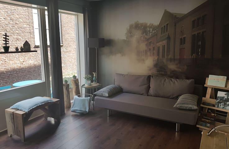 """Gezellig & knus appartement """"De Oliekan"""" S"""