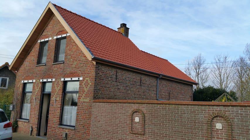 Idyllisches Anwesen in Flandern nahe Nieuwpoort