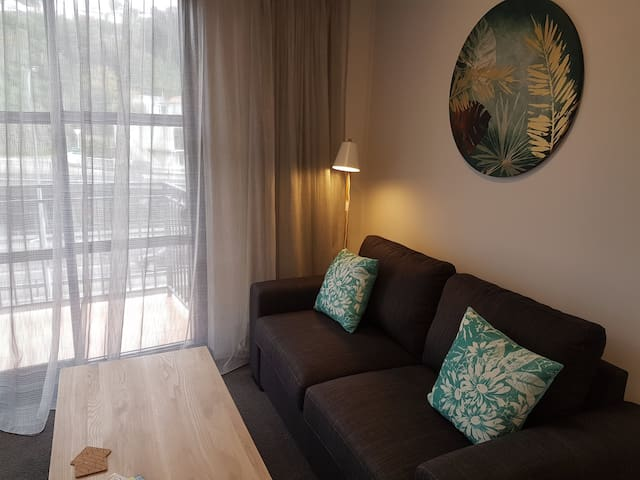 Well appointed central 1 bedroom apartment