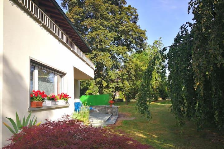 Very Big 2 floor Villa in the heart of Switzerland