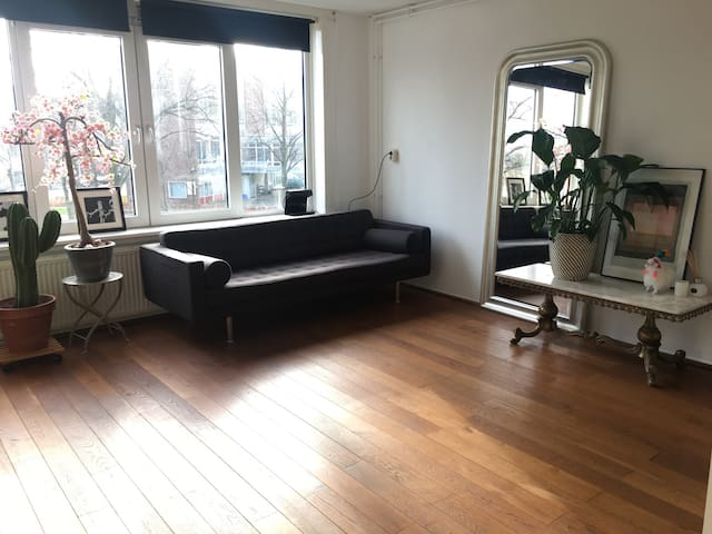Room in shared apartment Amsterdam - Amsterdam - Wohnung