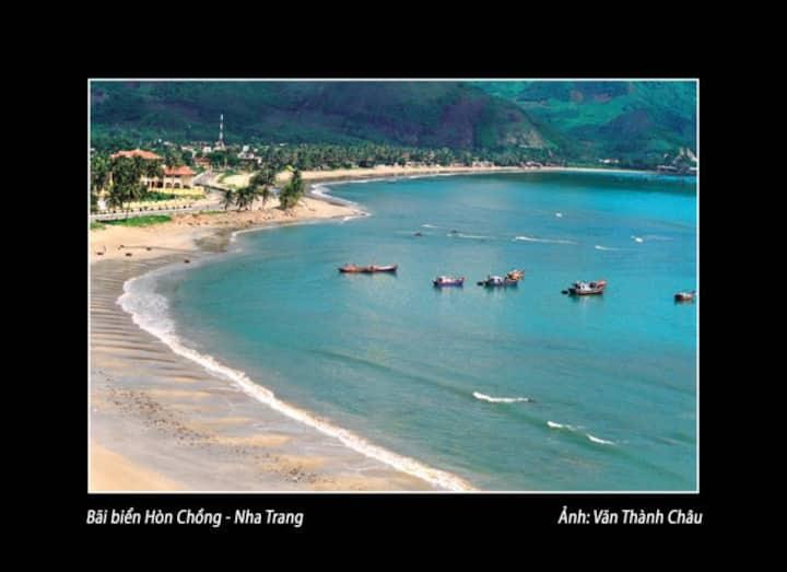Nha trang bay apartment_  Close the sea Anh Hang