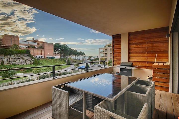 PORTICCIO- superbe appartement porche plage Agosta F2-PLAGE 2