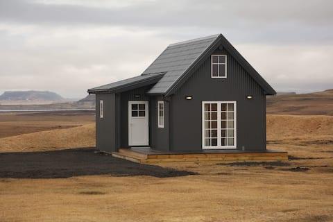 Hellisbrun-Sul da Islândia vista magnífica