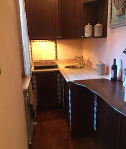 Romantico e curato appartamento Pescocostanzo - Pescocostanzo