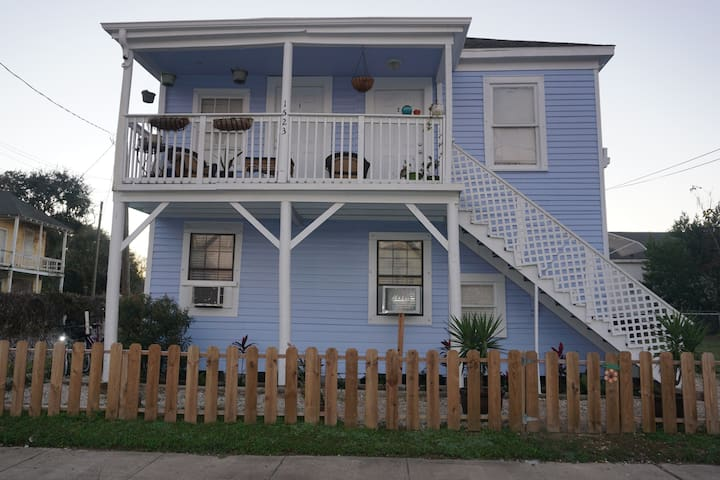 Coastal Haven - Galveston - Maison