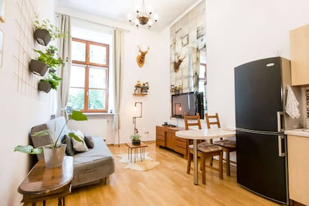 OH DEER! Spacious cosy Apartment Old Town