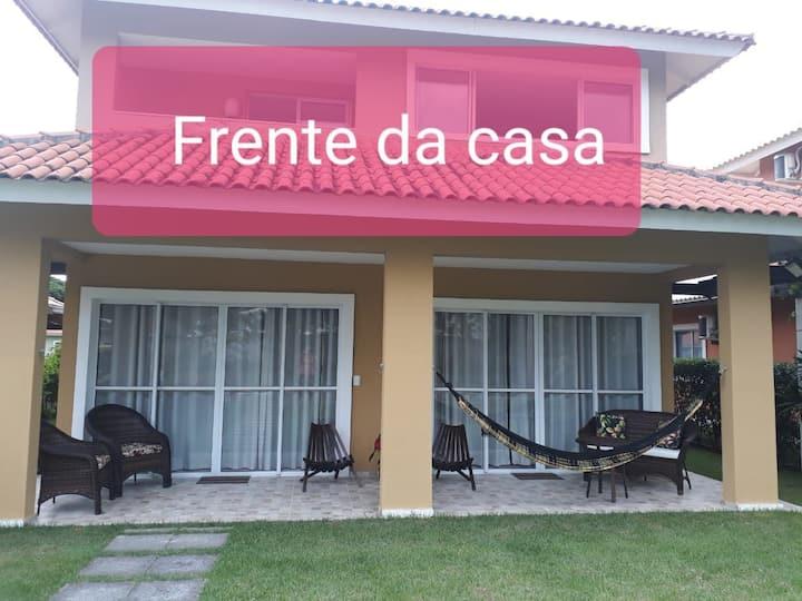 Casa Aldeia dos Reis lado praia Sahy.