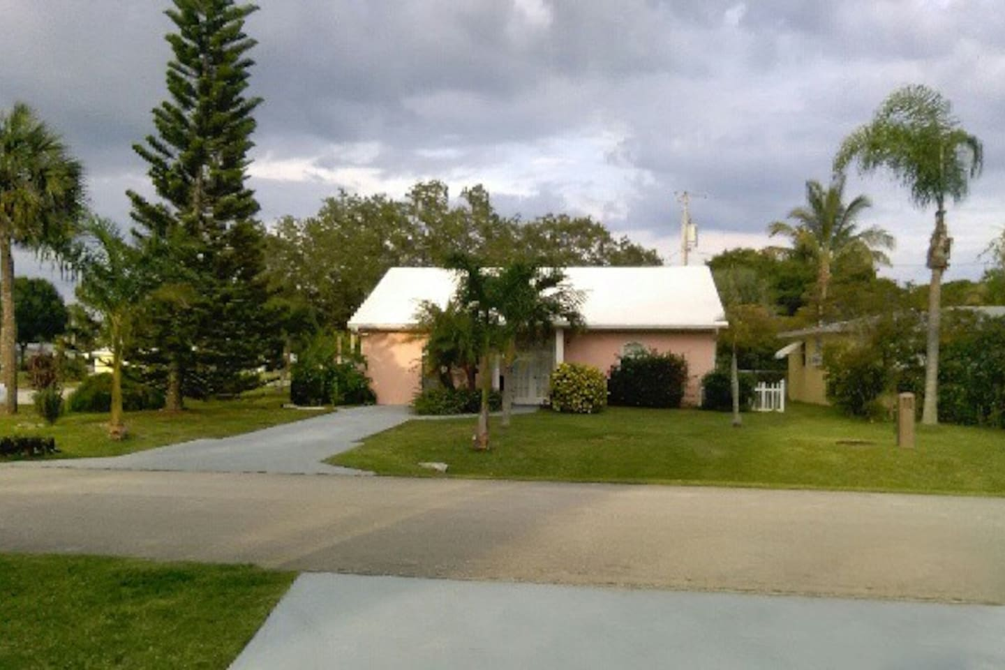 A beautifully renovated Vintage Vero Bungalow home just 2 miles to the Atlantic Ocean.