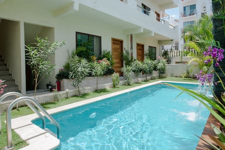 "Flat ""La Fortaleza"" close 5th Avenue & Beach (5) - Playa del Carmen"