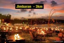 Jimbaran - 3km