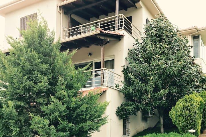 Luxury villa ARISTOCRATICON - Λευκώνας - Villa