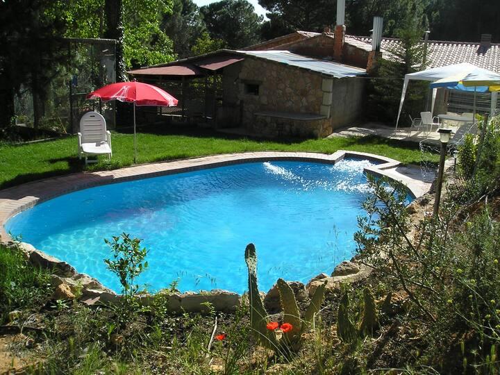 Casa Rural El Campo ofrece naturaleza cerca de ti
