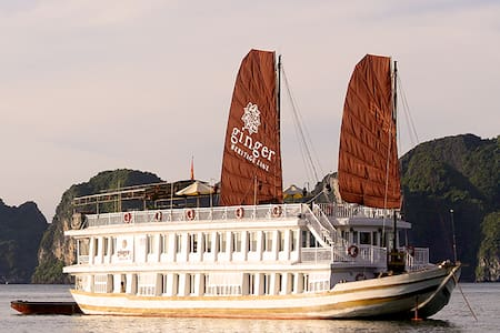 Halong Ginger Luxury Cruise - Hanoi - Boot