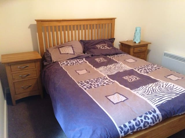 Private room in a 2 beds apartment - Dublin 1