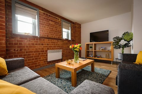 ☆ Stunning 2 Bedroom near The Docks ☆ Free Netflix