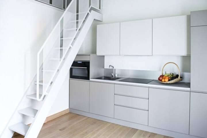 Appartamento con soppalco - Dimora Fortebraccio