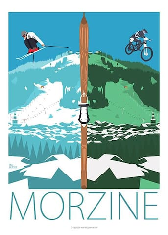 Your stay in Morzine